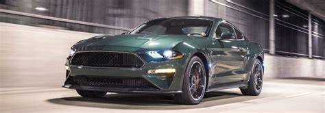 2019 Ford Mustang Bullitt Engine And Performance Features