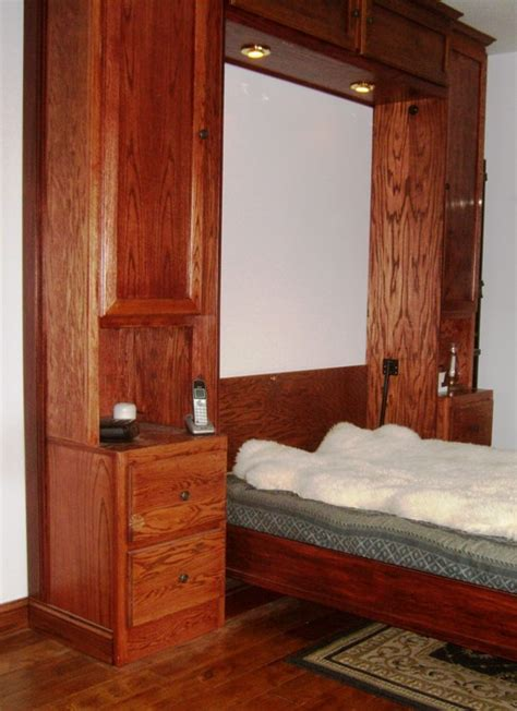 free murphy bed plans how to build a murphy bed
