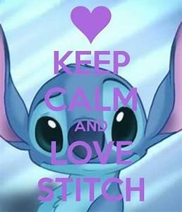 Love Stitch.....now my Stitch! | Disney | Pinterest ...
