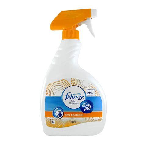 Febreze Sofa Spray 5 Febreze Fabric Refresher Spray 800ml Anti Bacterial
