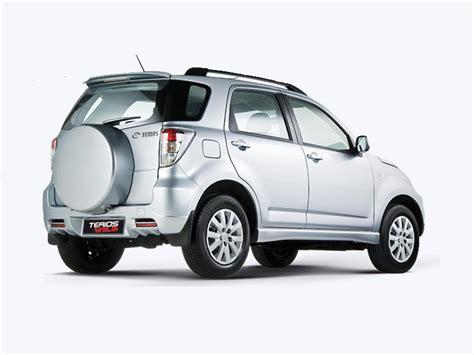 Daihatsu Ii by 2015 Daihatsu Terios Ii Pictures Information And Specs