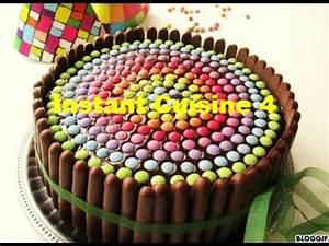 Faire Un Gateau D Anniversaire : instant cuisine 4 gateau d 39 anniversaire facile youtube ~ Carolinahurricanesstore.com Idées de Décoration