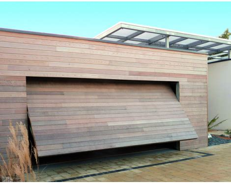 porte de garage bois porte de garage basculante bois novoferm http www komilfo fr idee deco garage