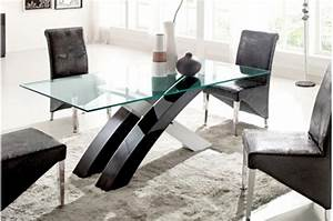 Table En Verre Pas Cher : les concepteurs artistiques table a manger en verre pas cher ~ Teatrodelosmanantiales.com Idées de Décoration