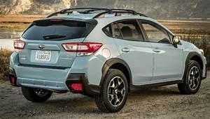 2020 Subaru Crosstrek Crossbars Colors  Release Date