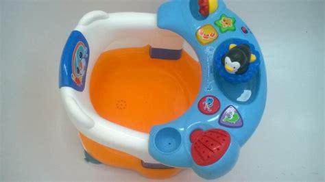 siege de bain bebe vtech siège de bain interactif vtech avis