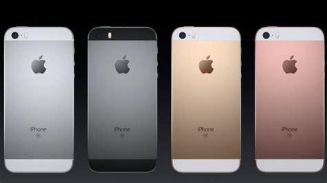 iphone de apple presenta el iphone se peque 241 o y potente como el 6s