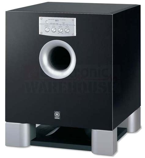 yamaha yst sw 1500 subwoofer the listening post christchurch