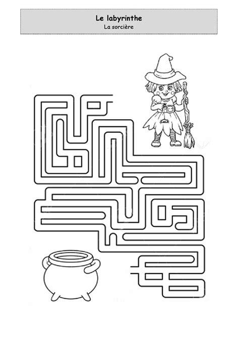 labyrinthe la sorciere