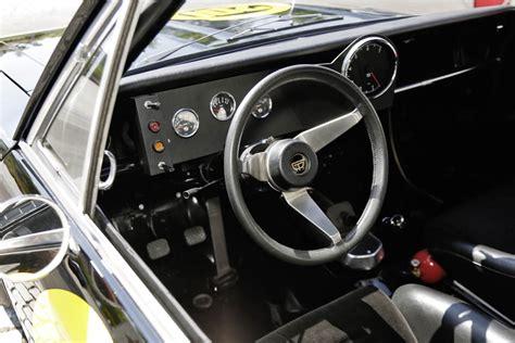 opel rekord interior interior opel rekord c black widow periodismo del motor
