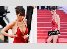 Bella Hadid portait elle une culotte au Festival de Cannes