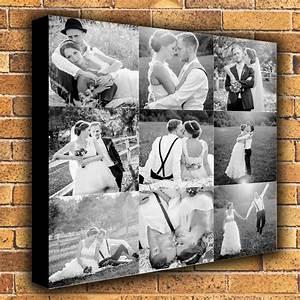 Leinwand Collage Dm : personalisierte foto collage leinwand drucken kunst galerie ~ Watch28wear.com Haus und Dekorationen