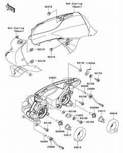 Ninja 650r Engine Diagram