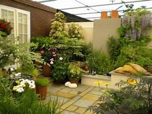Schöne Gärten Anlegen : 83 wundersch ne kleine g rten ~ Markanthonyermac.com Haus und Dekorationen