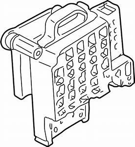 Gmc K1500 Fuse Box  1995