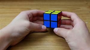 How To Solve A 2x2 Rubik U0026 39 S Cube