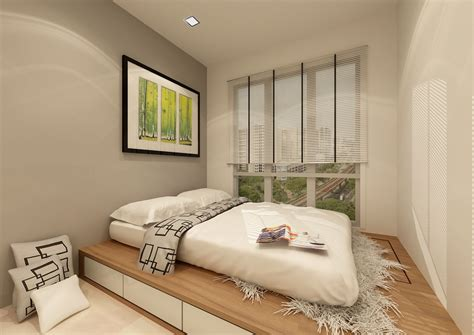 Small Master Bedroom Design Singapore by Interior Design By Rezt N Relax Of Singapore Master