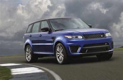 Range Rover Sport Svr On Sale In Australia From 8,500