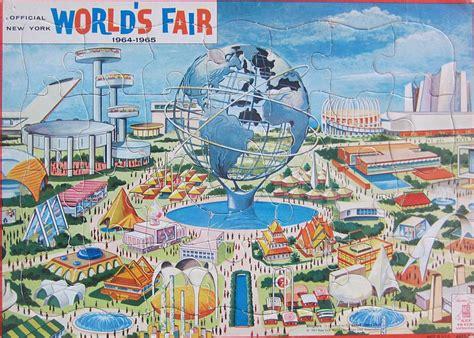 Milton Bradley's Official 196465 New York World's Fair