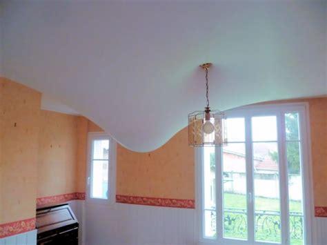 luminaires cuisine design refaire un plafond avec le plafond tendu