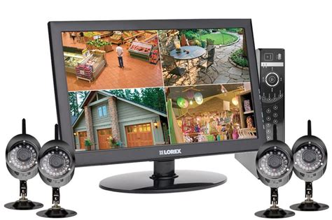 perfect  simple wireless security camera system