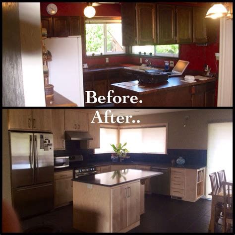 kitchen remodel ideas before and after www mchenryhomeremodeling