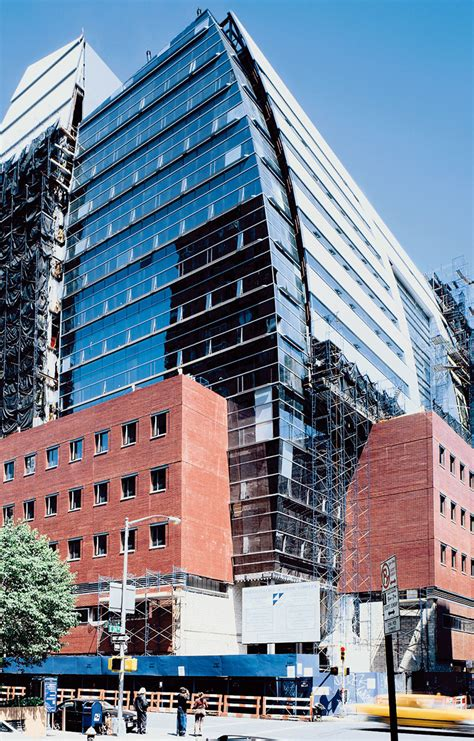 baruch college academic complex tdx construction