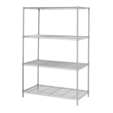 Industrial Wire Shelving 48 X 24 Safco Products