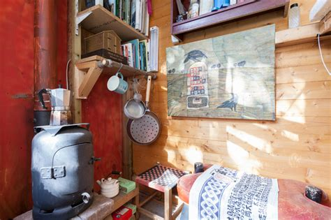 small wood stove for shed shed of the year 2014 rustic by chris snook