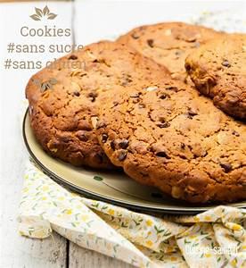 Patisserie Sans Sucre : maxi cookies sans sucre blanc et sans gluten blog ~ Voncanada.com Idées de Décoration