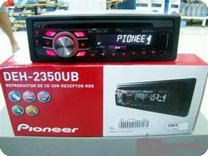 Pioneer Deh 235 Owners Manual