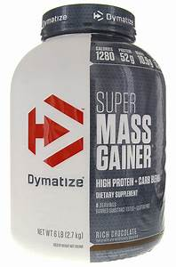 Dymatize Super Mass Gainer 6 Lbs  Buy Dymatize Super Mass Gainer 6 Lbs At Best Prices In India