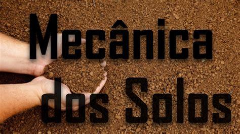 Mecânica dos Solos II (Ruptura do solo) - YouTube
