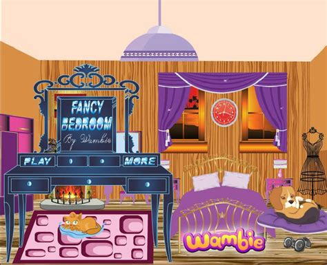 Fancy Bedroom Game Games For Girls Box