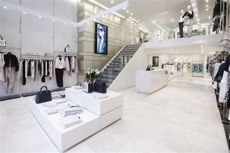 liu jo flagship store  christopher goldman ward