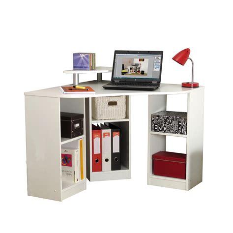 bureaux d angle bureau d 39 angle blanc comparer les prix avec le guide kibodio