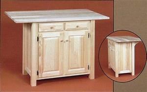 Pine Kitchen Cabinets Unfinished — Jen & Joes Design