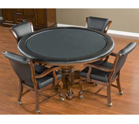 poker table and chips set american heritage hustler collection poker table and 4