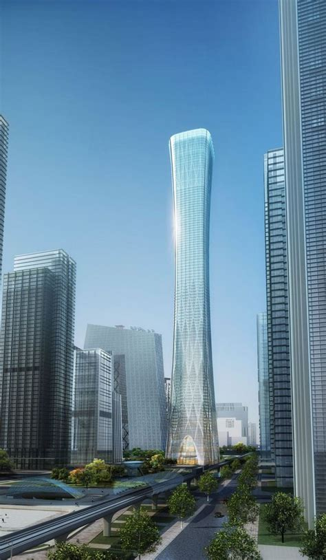 tower  tallest building  beijing  rise