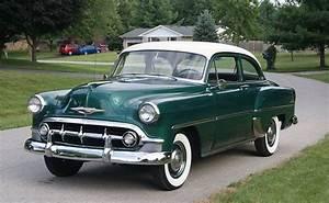 1953 Chevrolet Wiring Diagram