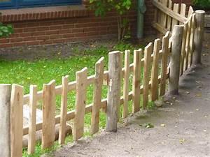 Kleiner Gartenzaun Holz : gartenzaun selber machen gartenzaungestaltung 20 ~ Articles-book.com Haus und Dekorationen