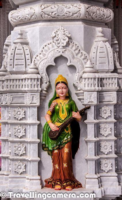 Glittering Interiors of Prem Mandir at Vrindavan, Uttar ...