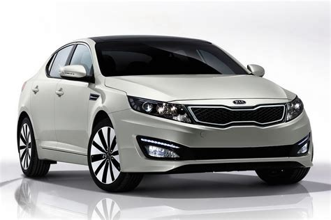 new kia optima shows up in to show vw how to design a mid size sedan