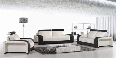 designer lounge gemma designer leather sofa 3 2 1 seater lounge suite fancy homes