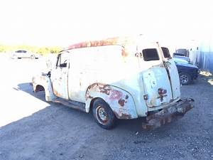 1955 Chevy 3100 First Series Panel Truck   55ct4581c