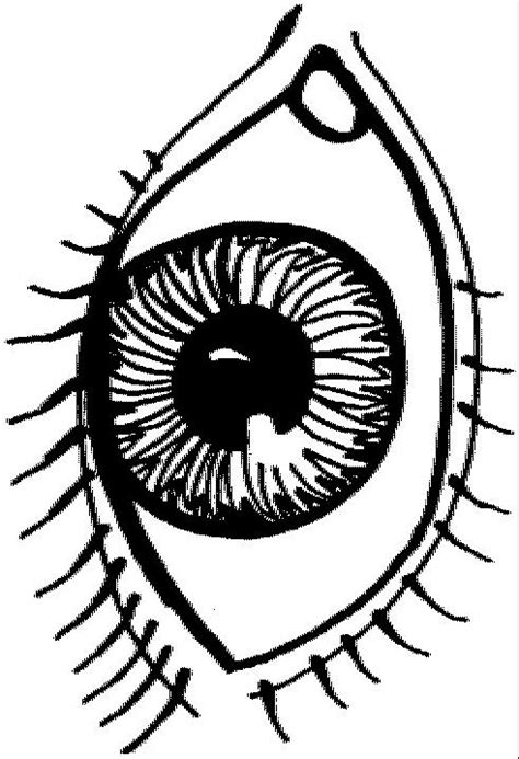 beautiful eye coloring pages  printable coloring pages
