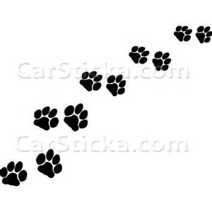 cat paw vs paw cat paw print vs paw print images