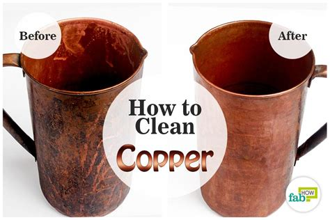 How To Clean Copper And Restore Its Shine  Fab How