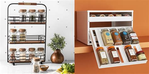 Cool Spice Rack Ideas by 15 Best Spice Rack Ideas How To Organize Spices