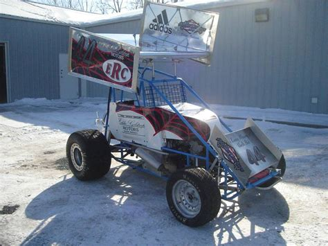 seth motsinger mini sprint race car wrap racinggraphicscom